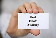 Requirement for Real Estate Attorney?