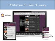 LMS Software New Ways of Learning