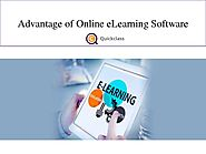 Advantage of Online eLearning Software