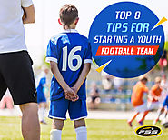 Top 8 tips for Starting a Youth Football Team