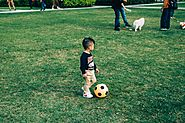 4 Things a First-Timer Learns in Children's Football Coaching - Soccer Training kids soccer training Football Coachin...