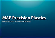 Innovative Plastics Manufacture at Map Precision