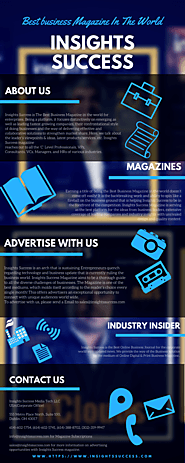 Insights Success - Best Business Magazine in the World