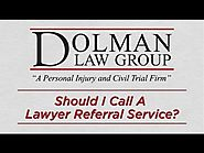 Should I Use Lawyer Referral Services Like 411 Pain & Ask Gary? | Clearwater Accident Attorney