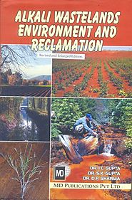 Buy Alkali Wastelands Environment and Reclamation at Best Price - Prints Publications | Books