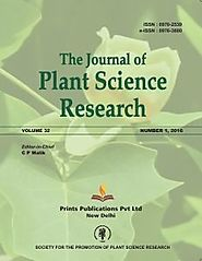 Buy The Journal of Plant Science Research at Best Price - Prints Publications | Books Online