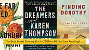 The best books coming out in 2019 must add to your reading list