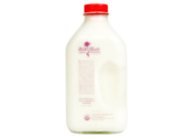 Low-Temp pasteurized organic whole milk