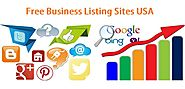 Top 50+ Free USA Local Business Listing Sites List 2018-19