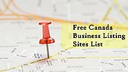 Canada Local Business Listing Sites List