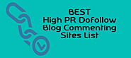 Instant Approval Dofollow Blog Commenting Sites List