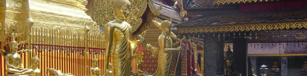 Headline for Things to do in Chiang Mai – A Culturally Modern City