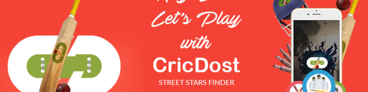Headline for CricDost App- Play Cricket , Live Scores & Scorecard