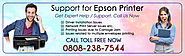 Have Technical Problem with Epson Printer? Use Epson Printer Help Desk Number 0808-238-7544