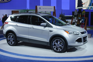 1. Ford Escape