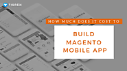 How Much Does It Cost To Build Magento App/ Magento Mobile App?
