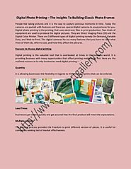 Online digital photo printing services in dubai UAE
