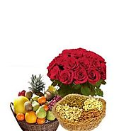 Send Elegant Fare Gift Online Same Day Delivery - OyeGifts.com