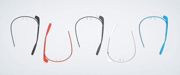 Headline for Google Glasses