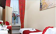 Find the Perfect Single Room Hotel in Edinburgh Online