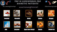 10 Best Superfoods for Diabetic patients | Lose Weight Loss