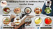 10 Best Superfoods to improve sleep | Lose Weight Loss