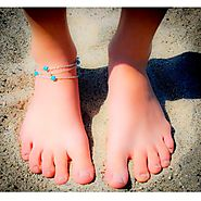 The Drops Of Jupiter Anklet – copperlily