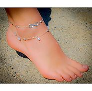 The Forever Free Anklet – copperlily