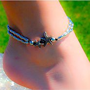 The Starstruck Anklet – copperlily