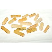 Buy Golden Quartz Pencil Point at Natural Agate