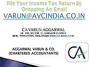Aggarwal Varun & Co., Chartered Accountants - Consulting Agency | Facebook - 29 Photos