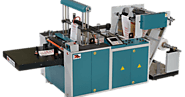 What is Center Seal Pouch Making Machine?
