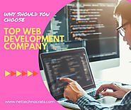 Why Should You Choose Top Web Development Company