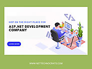 Hop on The Right Place for ASP.NET Development Company