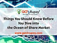SHARE MARKET | SHARE MARKET TIPS | SHARE KHAN by Get2 Rupay