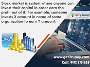 Understanding the basics of stock market investment | Get2Rupay