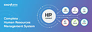 HR Konnect - Complete Human Resources Management System