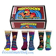 Cool Socks For Men, Women & Kids. Buy Colourful Socks Online - Hitchin