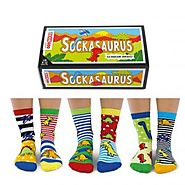Gifts For Kids | Kids Socks | Unusual Gifts | Silly Socks