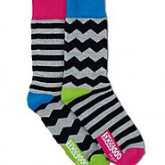Men's Training; Gym Socks|Colorful Athletic Socks| Oddsocks