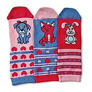 Cute Socksfor Kids and Babies- Little Kid Socks - Happy Socks