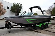2019 MB SPORTS F22 TOMCAT | MasterCraft and MB Sports - CaliforniaSkier