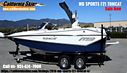2018 mb sports f21 tomcat for sale | California Skier
