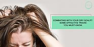Combating With Your Dry Scalp - Some Effective Tricks You Must Know