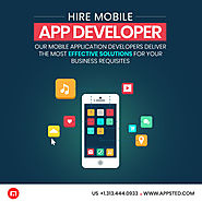 Top Trends you should know about Mobile app development | Appsted Blog – Mobile App Design & Development Tips | iOS, ...