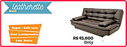 Awesome furniture SALE !!! Cheapest Sofa Set Online now at best rates