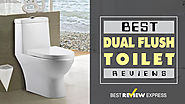 9 Best Dual Flush Toilet Reviews | Best Review Express