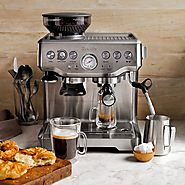 Breville BES870XL Barista Express Espresso Machine Reviews - Kitchen Things
