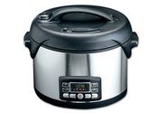 Deni 9780 Oval-Shaped 8-1/2-Quart Electric Pressure Cooker