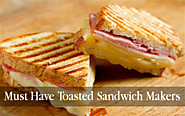 Best Rated Toasted Sandwich Makers